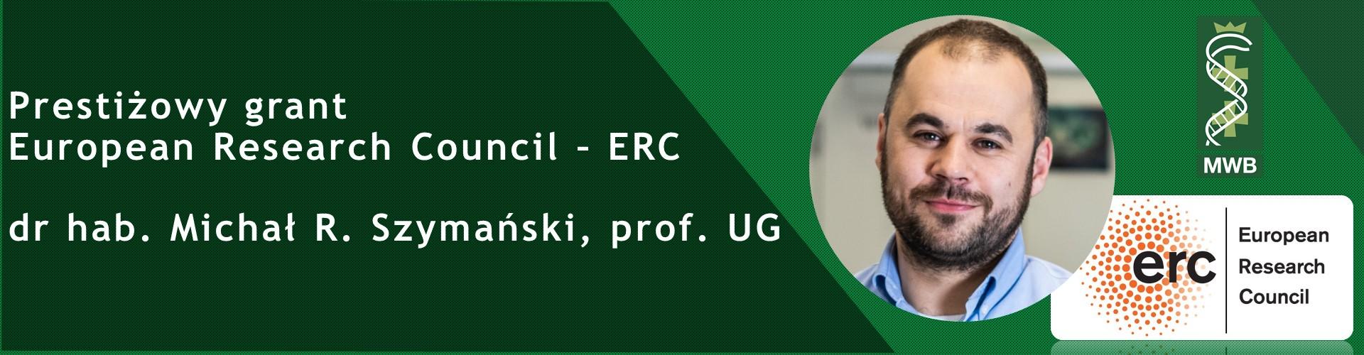 Grant Europejskiej Rady ds. Badań Naukowych
