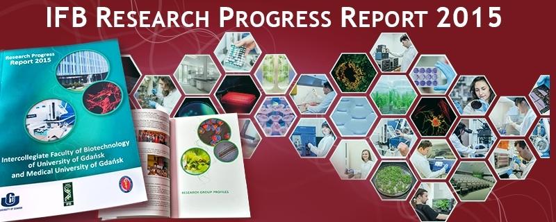 IFB Research Progress Report 2015