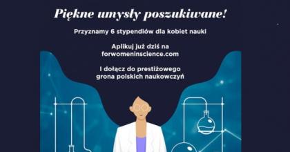 L'Oreal-UNESCO Dla Kobiet i Nauki